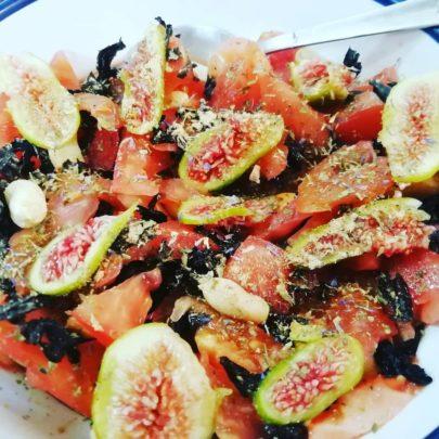 salade vivante estivale