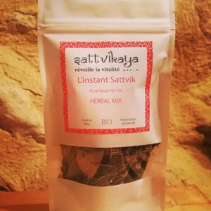 Herbal Mix Sattvikaya