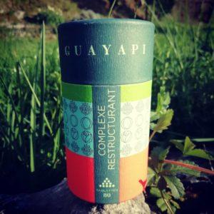 Restructurant aux plantes amazoniennes-guayapi-ayudyana