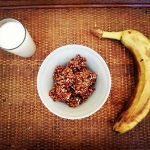 Granola Cacao Yea – peti dej