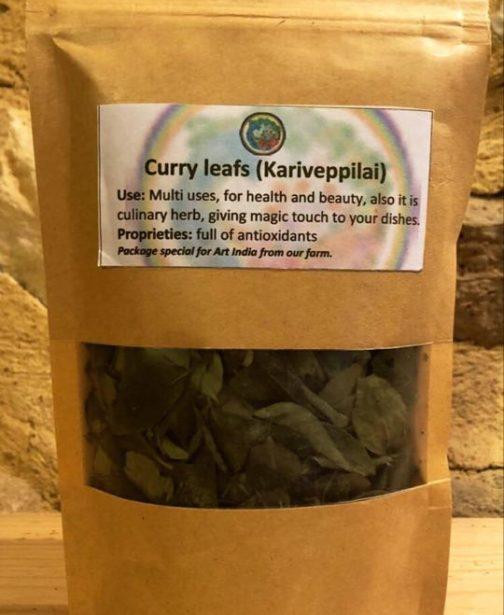 Curry leafs – Kariveppilai – ayudyana